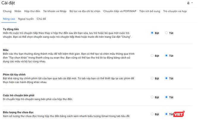 7 tính năng ẩn trên Gmail dân công sở nên nằm lòng ảnh 5