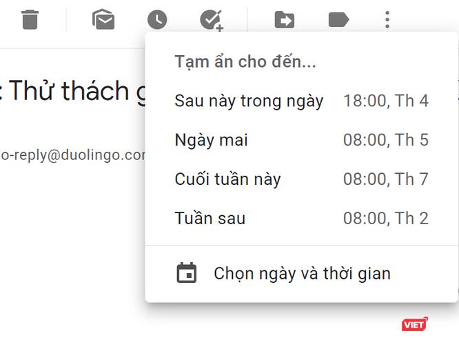 7 tính năng ẩn trên Gmail dân công sở nên nằm lòng ảnh 2