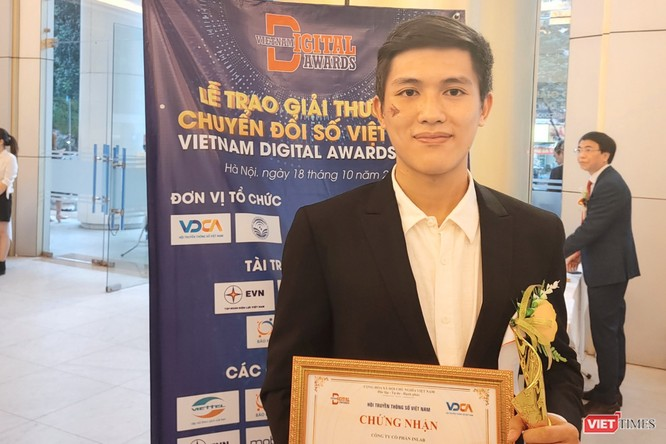 Giải thưởng Chuyển đổi số Việt Nam: Khích lệ tinh thần chuyển đổi số đến từng cá nhân, doanh nghiệp ảnh 5