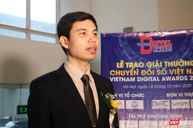 Giải thưởng Chuyển đổi số Việt Nam: Khích lệ tinh thần chuyển đổi số đến từng cá nhân, doanh nghiệp ảnh 1