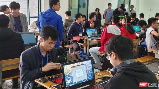 """19 đội quốc tế tham gia Sơ khảo """"Sinh viên với an toàn thông tin ASEAN 2020"""" ảnh 3"""