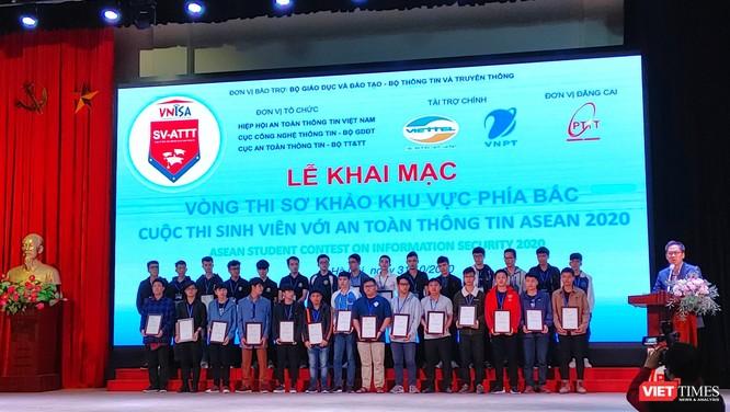 """19 đội quốc tế tham gia Sơ khảo """"Sinh viên với an toàn thông tin ASEAN 2020"""" ảnh 2"""