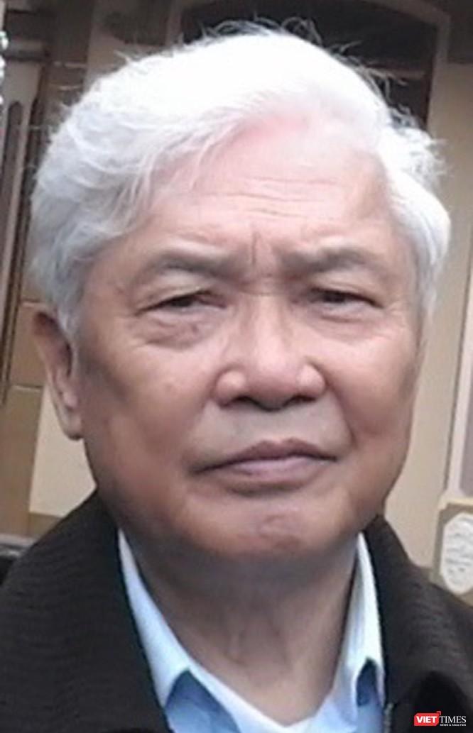 GS. Hoàng Hòe: Cần nghiêm túc đánh giá để quy hoạch lại diện tích cao su tại Việt Nam ảnh 1