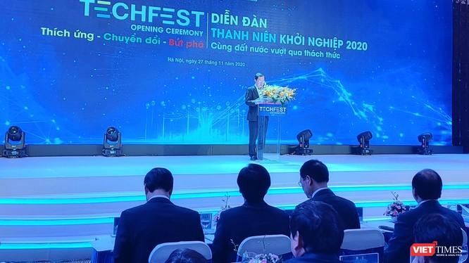 Techfest 2020: Khởi nghiệp đổi mới sáng tạo bắt đầu từ các cơ sở giáo dục ảnh 1