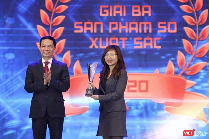 """Hai giải pháp của VNPT được vinh danh tại Giải thưởng """"Sản phẩm công nghệ số Make in Vietnam 2020"""" ảnh 1"""