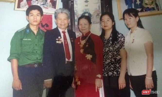 Chuyện về gia đình hiến máu nhân đạo nhiều bậc nhất Việt Nam ảnh 1
