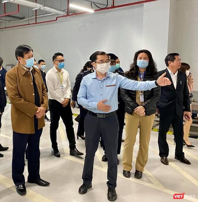 Quảng Ninh duy trì 1.500 chốt kiểm tra, giám sát, tư vấn y tế phòng COVID-19 lây lan qua biên giới ảnh 1