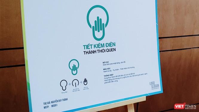 """Quán quân thiết kế logo và slogan tiết kiệm điện năm 2020 """"ẵm"""" 3 giải thưởng ảnh 1"""