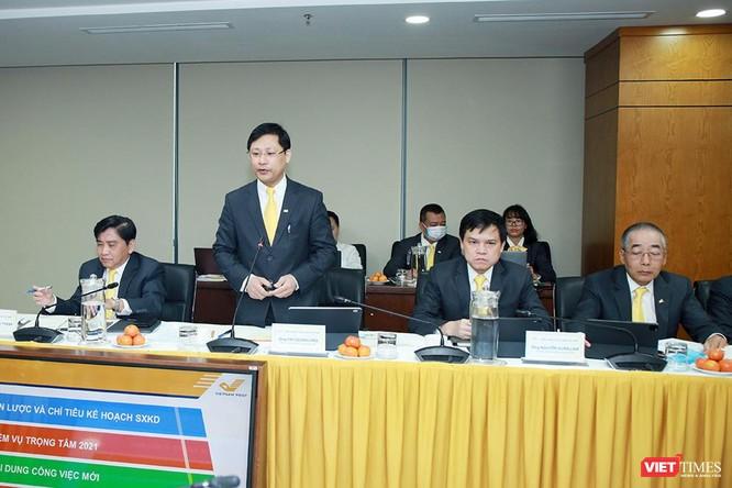 """Bộ trưởng Nguyễn Mạnh Hùng: Ngành bưu chính cần giải quyết """"nỗi đau"""" của XH, giúp dân thoát nghèo ảnh 1"""