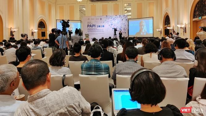 Công bố PAPI 2020: Hà Nội tiếp tục thuộc nhóm thấp nhất ảnh 2