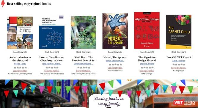 """Sách về y tế, chuyển đổi số được """"săn lùng"""" tại Hội sách trực tuyến quốc gia ảnh 2"""