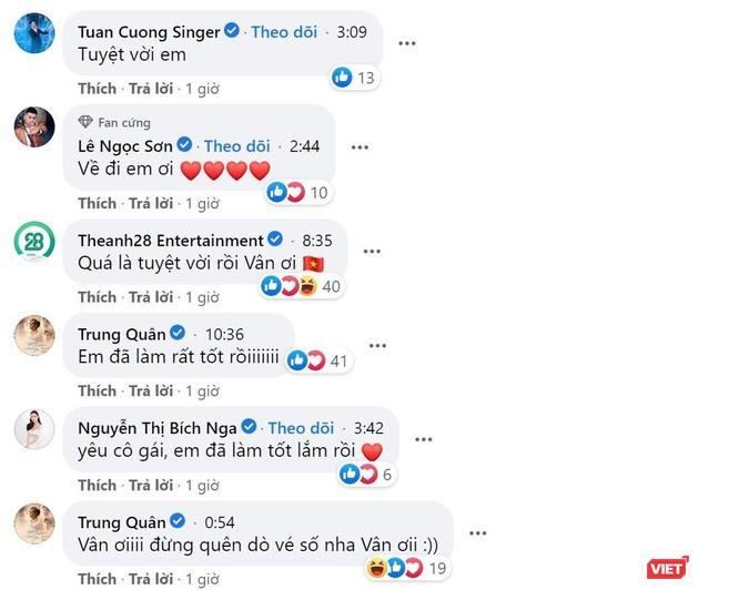 Dừng chân ở top 21 Miss Universe, Khánh Vân trải lòng về hành trình đáng nhớ ảnh 2