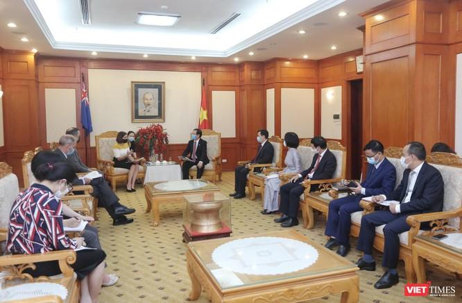 Úc tăng tài trợ thêm 3,5 triệu AUD cho đổi mới sáng tạo Việt Nam ảnh 1