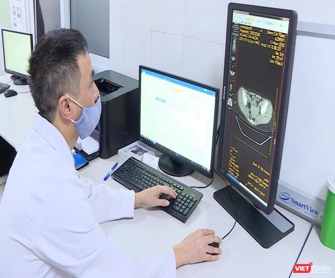 Tham gia Giải thưởng Chuyển đổi số 2021, Bệnh viện Sản nhi Quảng Ninh có mô hình gì đặc biệt? ảnh 1