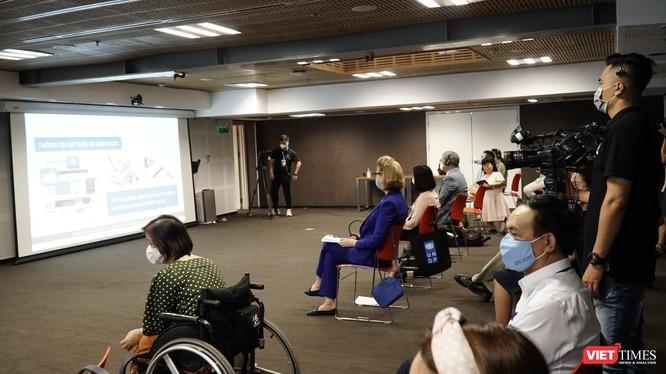 Người khuyết tật tiếp cận với bảo trợ xã hội qua nền tảng công nghệ số ảnh 1