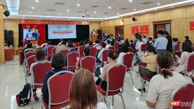 Tập hợp kiều bào Việt Nam vào mạng lưới khởi nghiệp đổi mới sáng tạo ảnh 2
