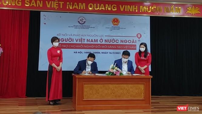 Tập hợp kiều bào Việt Nam vào mạng lưới khởi nghiệp đổi mới sáng tạo ảnh 3
