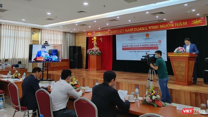 Tập hợp kiều bào Việt Nam vào mạng lưới khởi nghiệp đổi mới sáng tạo ảnh 1