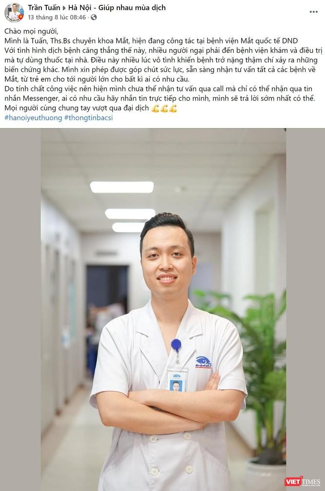 """Người dân Hà Nội """"gặp khó"""" về y tế cần gọi trợ giúp ở đâu? ảnh 1"""