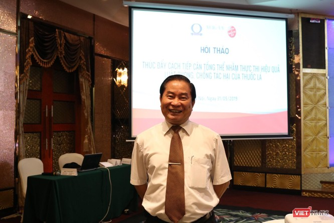 Hé lộ sự can thiệp của ngành công nghiệp thuốc lá vào chính sách kiểm soát thuốc lá tại Việt Nam ảnh 2
