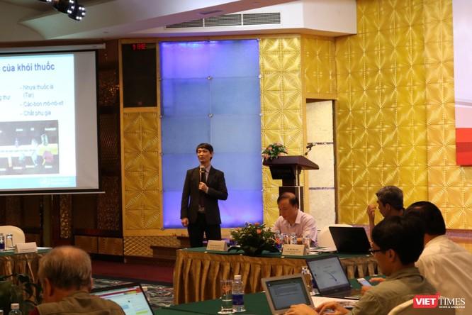 Hé lộ sự can thiệp của ngành công nghiệp thuốc lá vào chính sách kiểm soát thuốc lá tại Việt Nam ảnh 1