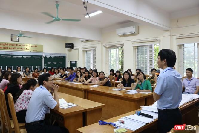 579 thí sinh đăng kí dự thi vào lớp 10 tại điểm thi THCS Dịch Vọng ảnh 2