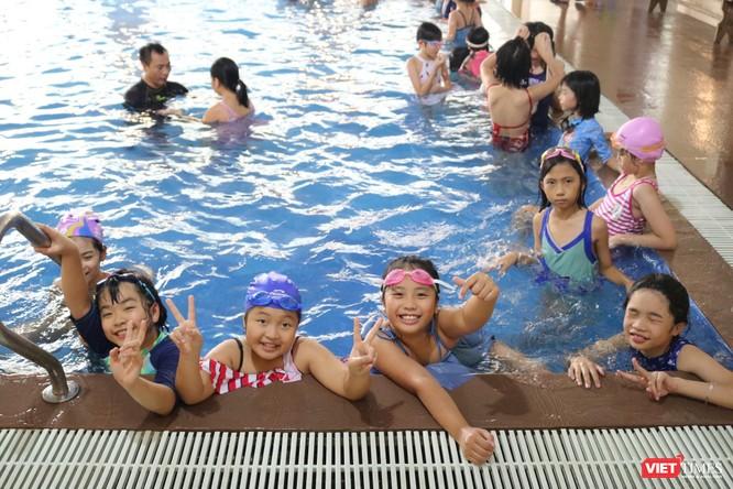 Hà Nội: Tổ chức phổ cập môn bơi cho trẻ phòng chống đuối nước 2019 ảnh 5