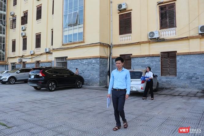 Báo chí không tiếp cận được Hoàng Công Lương trong ngày đầu của phiên phúc thẩm ảnh 1
