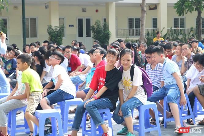 """Lớp học """"Kỹ năng sống"""" miễn phí ở Hà Nội ảnh 2"""