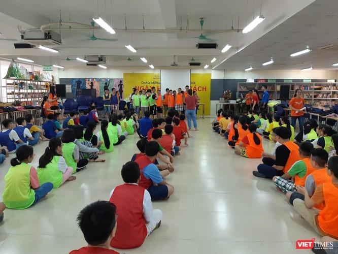 Dạy kỹ năng sống miễn phí tại Hà Nội: Giúp trẻ sử dụng mạng xã hội thông minh ảnh 1