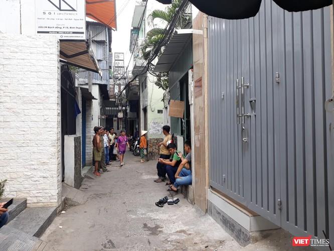 Cập nhật: Bắt nghi phạm sát hại nữ sinh 19 tuổi ở Sài Gòn ảnh 1