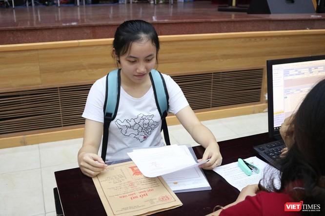 Ngày đầu tiên nhập học của thủ khoa Trường Đại học Y Hà Nội ảnh 1