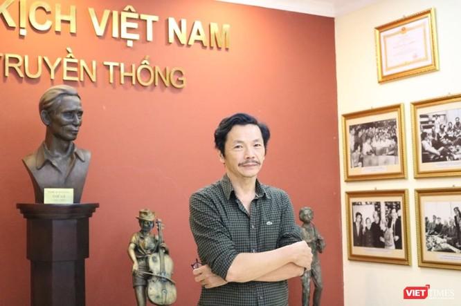 """NSND Trung Anh: """"Bố Sơn"""" có một phần bản thân tôi ở trong đó ảnh 1"""