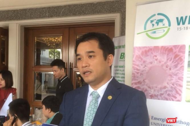 """Việt Nam sắp có bộ KIT giúp chẩn đoán nhanh căn bệnh """"chết người"""" Withmore ảnh 1"""