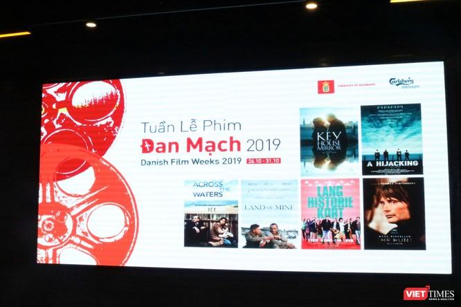 Khai mạc Tuần lễ phim Đan Mạch 2019 ảnh 3