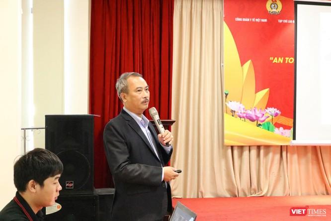 Bạo hành thầy thuốc ở Việt Nam rất cao, chiếm 25% tổng số bạo hành tại nơi làm việc. ảnh 3