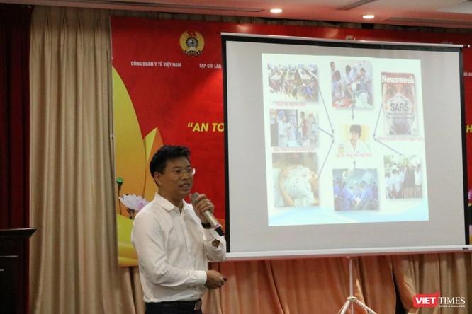 Bạo hành thầy thuốc ở Việt Nam rất cao, chiếm 25% tổng số bạo hành tại nơi làm việc. ảnh 2