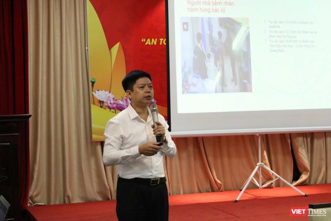 Bạo hành thầy thuốc ở Việt Nam rất cao, chiếm 25% tổng số bạo hành tại nơi làm việc. ảnh 5