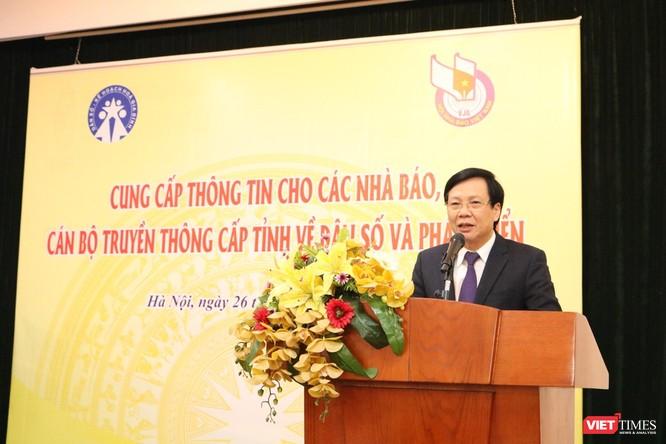 """Dân số Việt Nam """"già ở nhóm già nhất"""" ảnh 1"""
