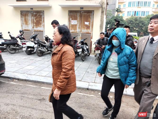 Bà Nguyễn Bích Quy không được tập huấn quy trình đưa đón trẻ ảnh 1