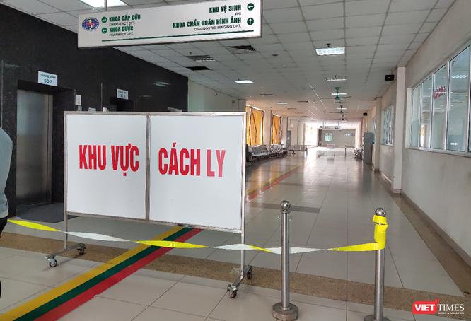 """Chủ tịch Hà Nội: Dồn mọi nguồn lực để xử lý triệt để """"ổ dịch"""" tại Bệnh viện Bạch Mai ảnh 1"""