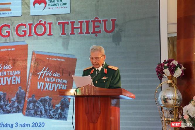 """Tướng Nguyễn Đức Huy: """"Gác lại quá khứ, nhưng không được quên quá khứ"""" ảnh 2"""