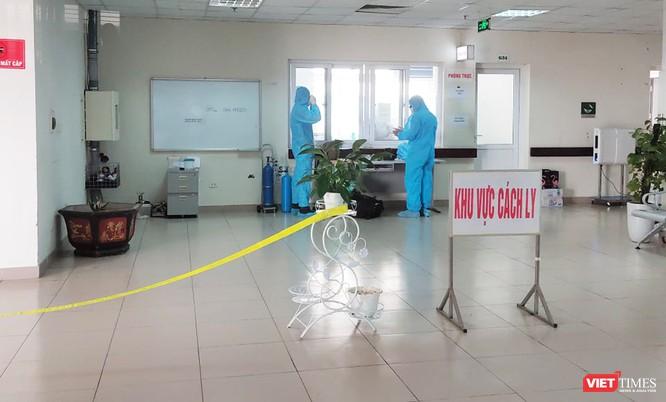 Không khí chứa virus Corona trong phòng áp lực âm được xử lý thế nào? ảnh 2