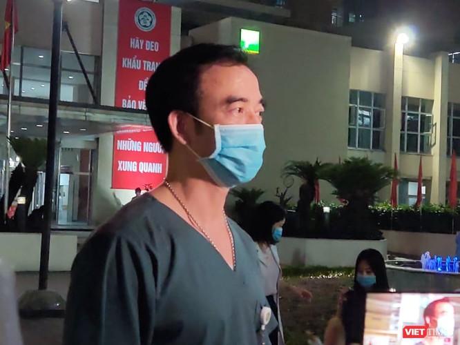 0h đêm nay, Bệnh viện Bạch Mai đã chính thức dỡ bỏ phong tỏa ảnh 1