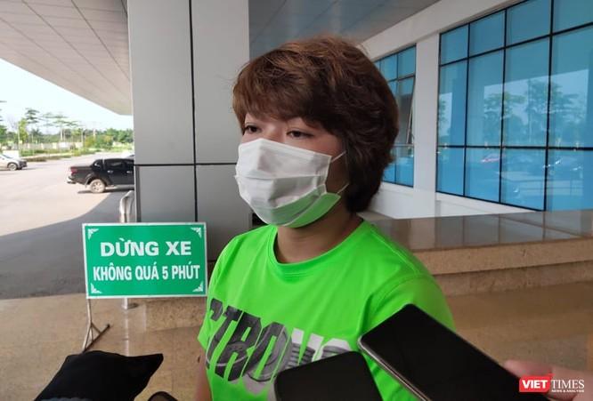 """Nữ điều dưỡng Bệnh viện Bạch Mai mắc COVID-19: """"Tôi hy vọng không bị mọi người kỳ thị"""" ảnh 1"""
