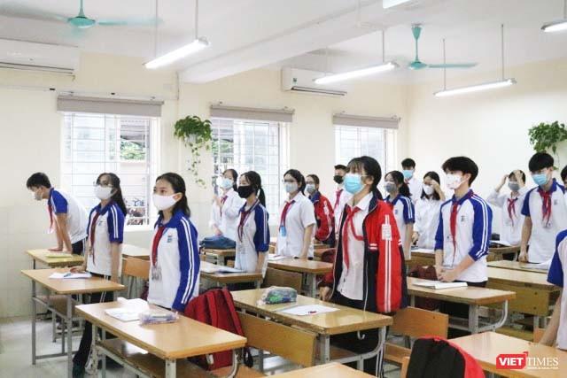 Hà Nội: 4 đối tượng được tuyển thẳng vào lớp 10 THPT năm học 2020-2021 ảnh 1