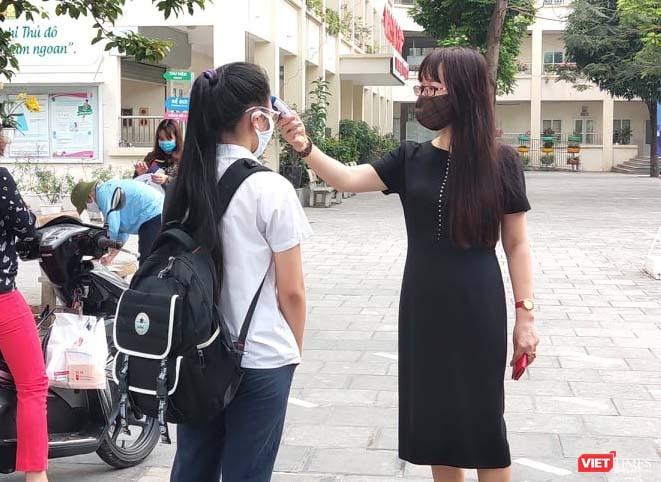 Thái Nguyên: Giáo viên, học sinh, sinh viên từ nơi khác trở về phải khai báo y tế ảnh 1