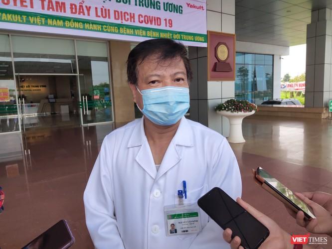 Bệnh nhân tái dương tính với virus SARS-CoV-2 không phải điều trị bất kỳ loại thuốc nào ảnh 2