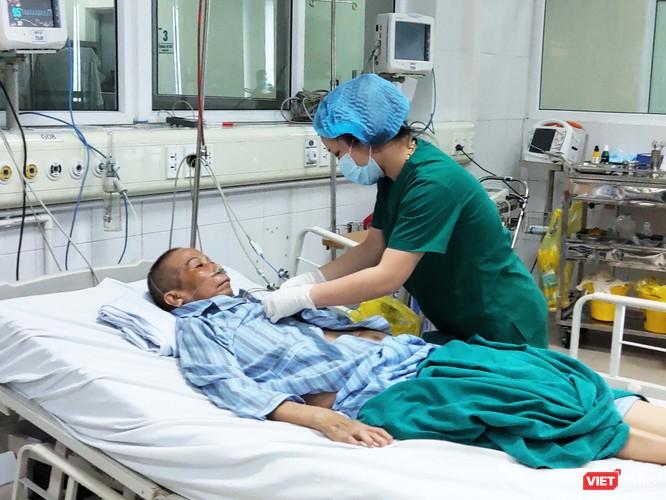 """Bác gái bệnh nhân 17 mắc COVID-19: """"Tôi không trách cháu mình"""" ảnh 4"""