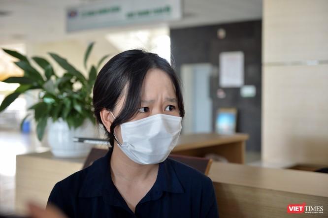 """Nữ bác sĩ mắc COVID-19 khi điều trị cho người bệnh: """"Tôi chỉ lo lây bệnh cho đồng nghiệp"""" ảnh 1"""